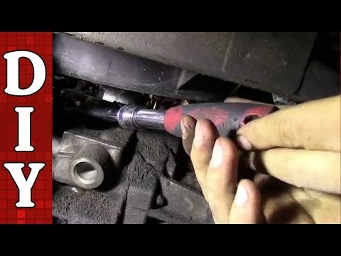 How to Remove and Replace a Starter - Chrysler PT Cruiser 2.4L