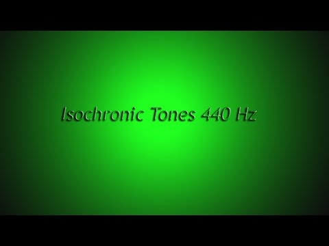 1 Hour - Genital Herpes (Isochronic Tones 440 Hz) Pure Series