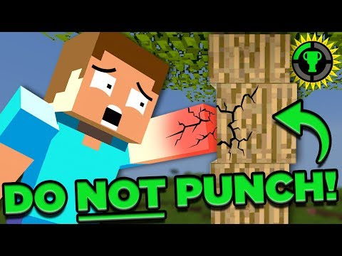 Xxx Mp4 Game Theory Minecraft STOP Punching Trees 3gp Sex