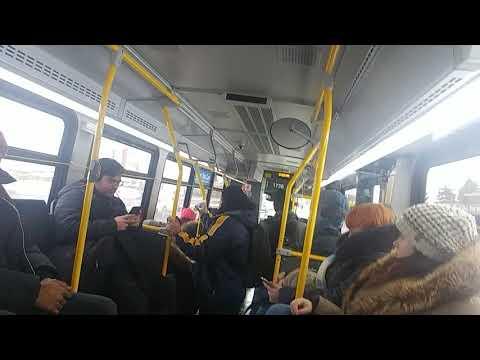 Mississuaga Transit (Miway) Nova lfs new brand bus 2017