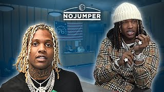 King Von on Why Legally He Can't Be Around Lil Durk
