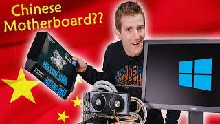 This Chinese Motherboard Shows Intel LIED...
