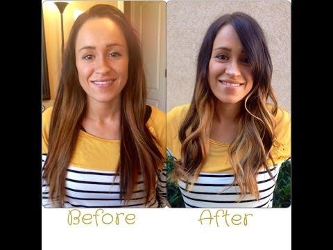 How I do the Melt/Ombre || Hair Tutorial || Melt