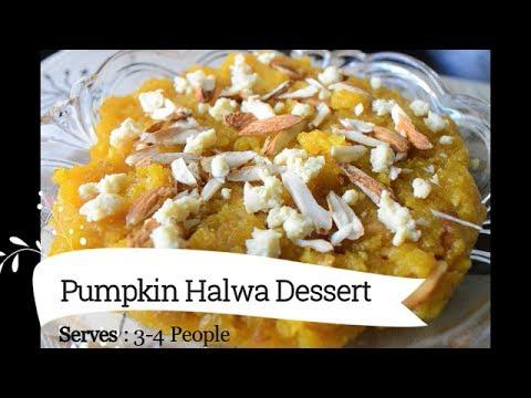 Pumpkin Halwa (Kaddu ka Halwa Dessert Recipe) | Ramadan Iftar Special