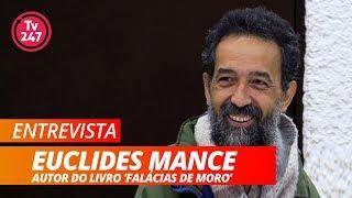 """Tv 247 Entrevista: Euclides Mance - Autor Do Livro """" Falácias De Moro"""""""