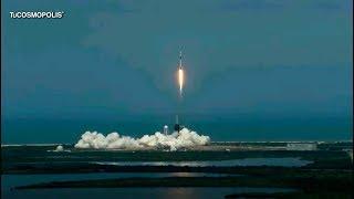 MOMENTO EXACTO del DESPEGUE de SPACEX, NASA Y CREW DRAGON, SpaceX, NASA Launch U.S. Astronauts