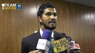 Dinesh Chandimal share his views prior to India tour departure