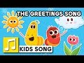 THE GREETINGS SONG LARVA KIDS BEST NURSERY RHYME FAMILY SONG 2018 FIRST SONG