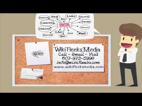 WikiFleeksMedia, LLC - Digital Marketing in the Upstate New York community