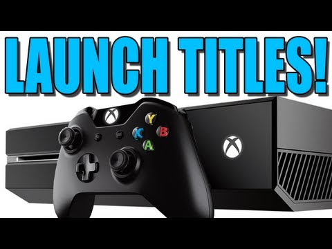 Xbox One News - All Launch Titles! Kinect Voice Commands!