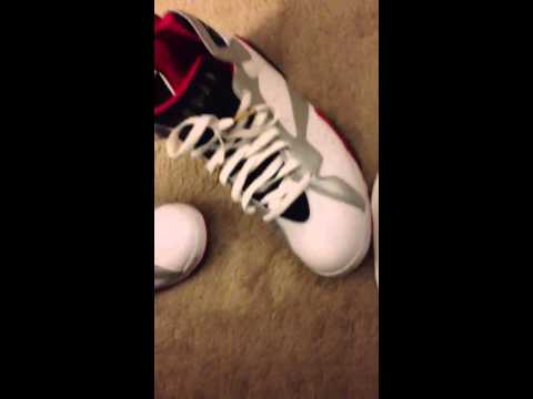 How to Get creases out of your Jordans or leather shoes