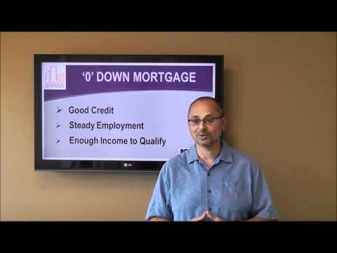 Can I get a 0 down mortgage - Victoria and Vancouver, BC | Auxilium Mortgage Corporation