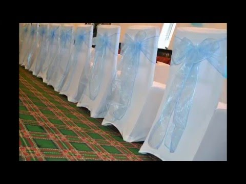 Baby Blue Christening Theme