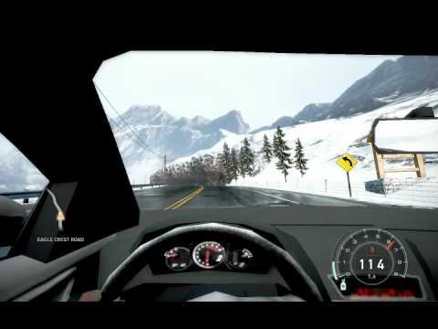 NFS Hot Pursuit - Inside Camera