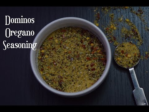 Dominos Oregano Seasoning|Pizza Pasta Spice Mix|Secret Ingredient