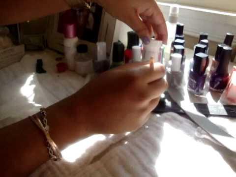 How to make your nail polish last