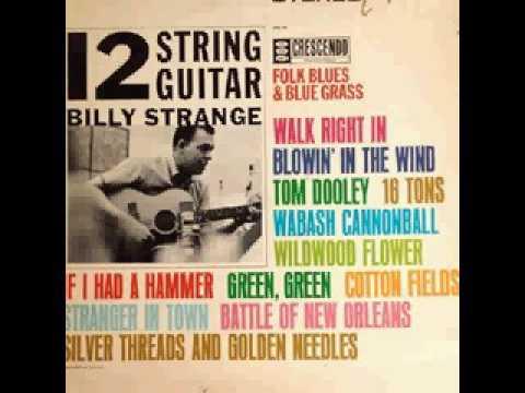 Billy Strange - 12 String Guitar