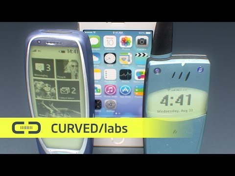 CURVED/labs: Back to the Future with Nokia & Ericsson