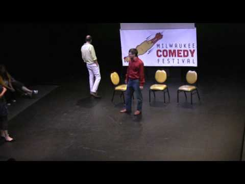 Three To Turn The Stool - 2014 Milwaukee Comedy Festival