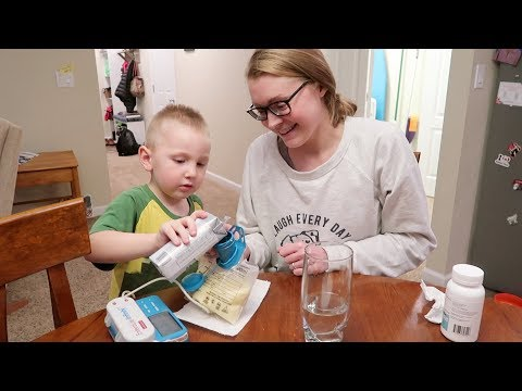 EDUCATING CHILDREN ABOUT CYSTIC FIBROSIS (3.20.18)