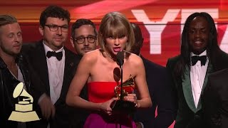 Download Taylor Swift | Album of the Year | 58th GRAMMYs Video