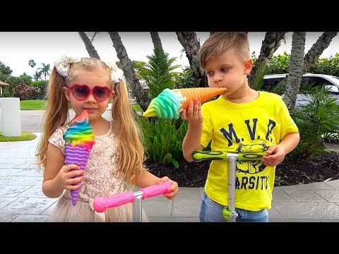 Diana Pretend Play Ice Cream Shop