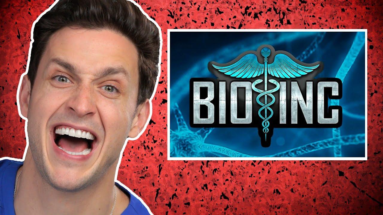 Doctor Plays BIO INC! | Breaking My Oath | Wednesday Checkup