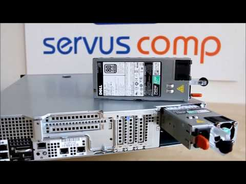 Serwer Dell PowerEdge R530 w obudowie 2U RACK Servus Comp