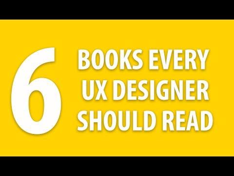 6 Books Every UX Design Newbie Should Read | XO PIXEL