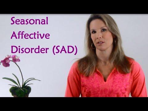 Feel sad? Seasonal Affective Disorder? Try this.