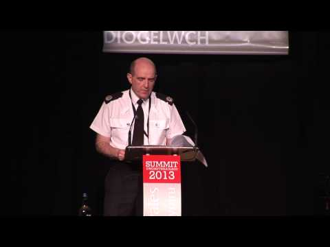 2013 e-Crime Wales Summit Welcoming Address - ACC Gareth Pritchard, North Wales Police