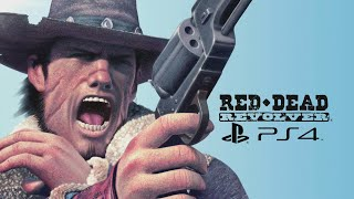 Red Dead Revolver (PS2 Classic) [PS4 Gameplay]