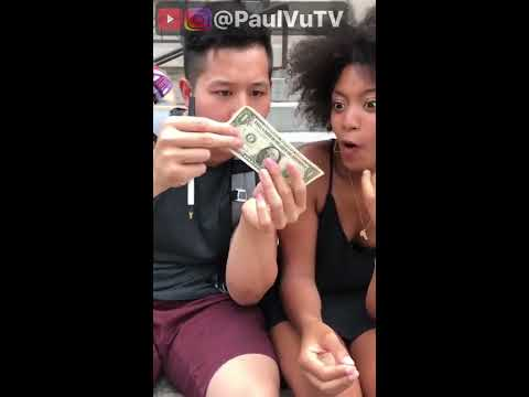 Best Magic Tricks with hot girls in the street