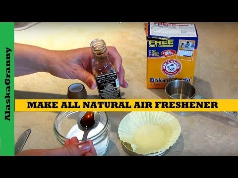 How To Make Air Freshener From Natural Ingredients