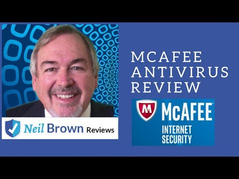McAfee Review: Antivirus Installer Howto for Windows 10