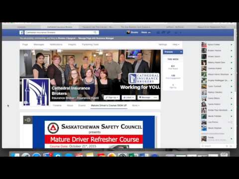 How to easily create a Facebook Event Sign up form for Pre Registration