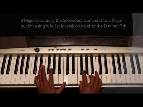 Passing Chords (Using Secondary Dominant chords)