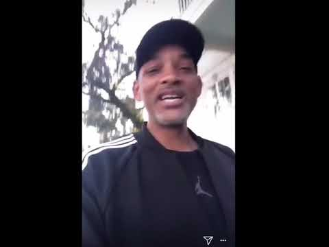 Will Smith Instagram on Love and Happiness with Your Partner