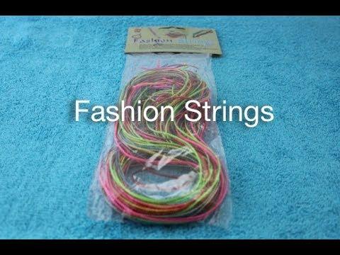 Fashion Strings