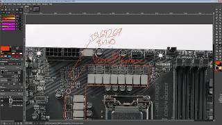 mobo PCB Breakdown: MSI Z490 Unify