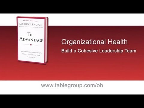 Build a Cohesive Leadership Team