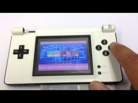 DS Lite to GBA Mod (Preview)
