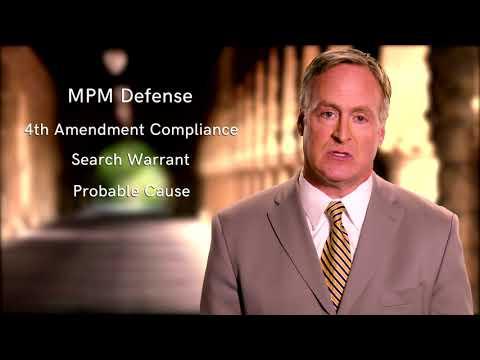 Possession Defense Attorney Michael Murray