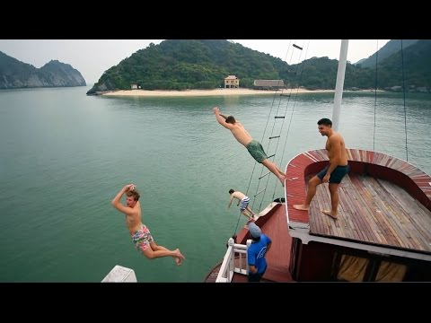 Backpacking in Southeast Asia (w. Photography)