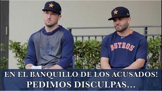 MLB   Altuve y Los Astros se Disculpan Mientras Gary Sánchez y Aroldis Chapman Responden...
