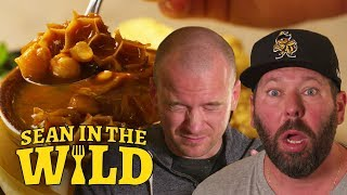 bert kreischer and sean evans try hangover cures from around the world sean in the wild