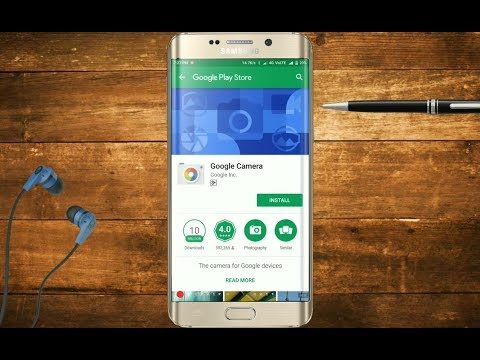 How to Download Google Camera on Redmi Note 4 from Play Store Officially [4K] [NO ROOT]