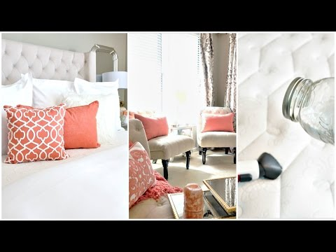 HOME DECOR | How To Make Your Bedding LOOK Expensive & How To Put on a Duvet Cover