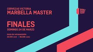 Finales - Cervezas Victoria Marbella Master 2019 - World Padel Tour