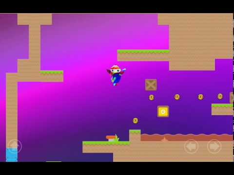 Platform Penguinies game - Gamesalad